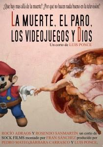 """""""La muerte, el paro, los videojuegos y Dios"""""""