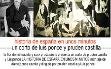«Historia de España en unos minutos»